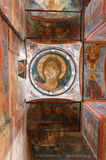 Cathedral of Our Lady of Smolensk iconostasis Stock Images