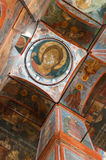 Cathedral of Our Lady of Smolensk iconostasis Royalty Free Stock Photography