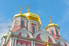 Cathedral of Our Lady of Smolensk - Russia, Orel Stock Photo