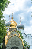 Cathedral of Our Lady of Smolensk Stock Photo