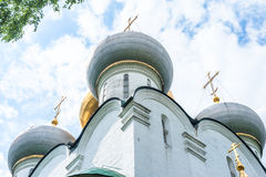 Cathedral of Our Lady of Smolensk Royalty Free Stock Photography