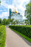 Cathedral of Our Lady of Smolensk Royalty Free Stock Images