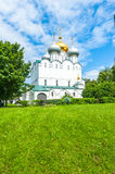 Cathedral of Our Lady of Smolensk Stock Image