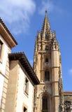 Cathedral of Oviedo, Asturias Royalty Free Stock Photos