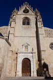 Cathedral of Palencia Stock Images