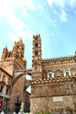 Cathedral of Palermo Royalty Free Stock Photos