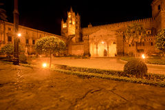 Cathedral, Palermo Royalty Free Stock Photos