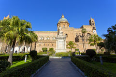The Cathedral of Palermo Royalty Free Stock Photo