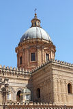 Cathedral in Palermo Royalty Free Stock Photo