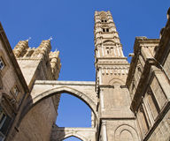 The Cathedral of Palermo, Italy Royalty Free Stock Photo