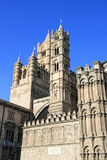 The Cathedral of Palermo, Italy Royalty Free Stock Photography