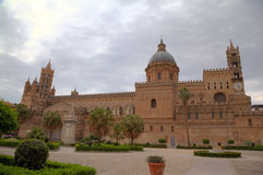 Cathedral of Palermo. Sicilia, Italy Royalty Free Stock Photos