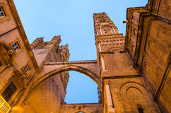 The cathedral of Palermo, Sicily Royalty Free Stock Photography