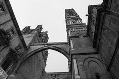 The cathedral of Palermo, Sicily Royalty Free Stock Image