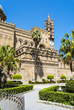 Cathedral of Palermo in Sicily, Italy Royalty Free Stock Photo