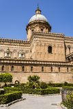 Cathedral of Palermo in Sicily, Italy Stock Photography