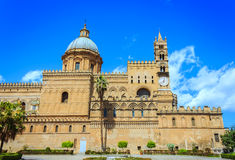 The Cathedral of Palermo, Sicily, Italy. Royalty Free Stock Image