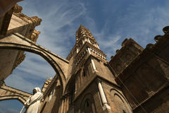 The Cathedral of Palermo, Sicily, southern Italy Stock Photos