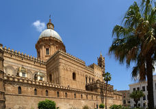 The Cathedral of Palermo,  Sicily, southern Italy Stock Images