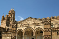 The Cathedral of Palermo,  Sicily, southern Italy Royalty Free Stock Image