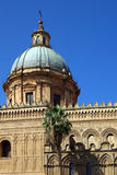 Cathedral of palermo Royalty Free Stock Image