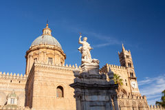 Cathedral, Palermo Stock Photography