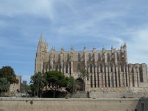 Cathedral in Palma Stock Photos