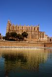 Cathedral,Palma de Mallorca Royalty Free Stock Images