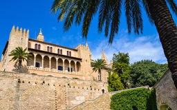 Cathedral of Palma de Mallorca - Spain Royalty Free Stock Photography