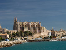 Cathedral in Palma Stock Photography