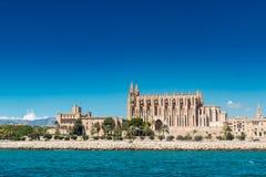 Cathedral Palma Majorca Stock Photography