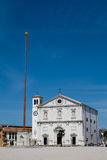 Cathedral of Palmanova Stock Image