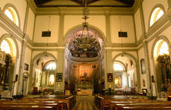 Cathedral, Palmanova, Italy Royalty Free Stock Photography
