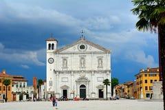 Cathedral, Palmanova, Italy Stock Photo