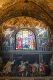 Cathedral. Parma. Emilia-Romagna. Italy. Stock Image