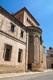 Cathedral of Parma. Emilia-Romagna. Italy. Stock Images