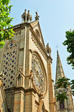 Cathedral part 1 Royalty Free Stock Photo