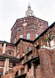 The Cathedral of Pavia, Italy Royalty Free Stock Photo