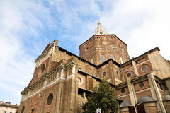 Cathedral, Pavia, Italy Royalty Free Stock Photo