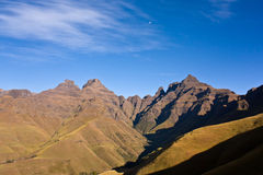 Cathedral Peak Stock Photography