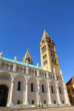 Cathedral in Pecs Royalty Free Stock Photo