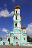 Cathedral in Perm. Stock Images