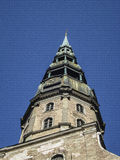 Cathedral Peter Riga Latvia Stock Photo