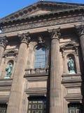 Cathedral in Philadelphia.  Stock Photo