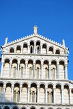 The cathedral of Pisa. Royalty Free Stock Photography