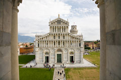 Cathedral, Pisa Stock Image