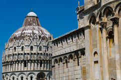 Cathedral of Pisa Royalty Free Stock Photos