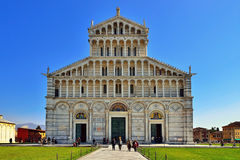 Cathedral of Pisa Royalty Free Stock Image