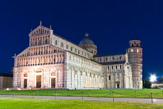 Cathedral of Pisa Royalty Free Stock Photography