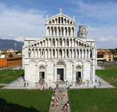 Cathedral of Pisa Stock Image